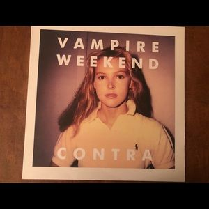 Vampire Weekend Contra Vinyl Album